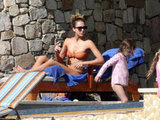 Jessica Alba Wears a Tiny Bikini to Soak Up the Sun in Cabo