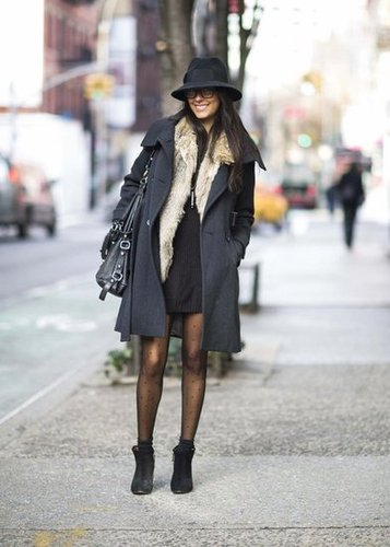 You too can pull off the boho effect with just one key accessory: the perfect fedora. Source: Adam Katz Sinding
