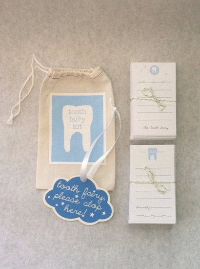 Tooth Fairy Kit and Letter