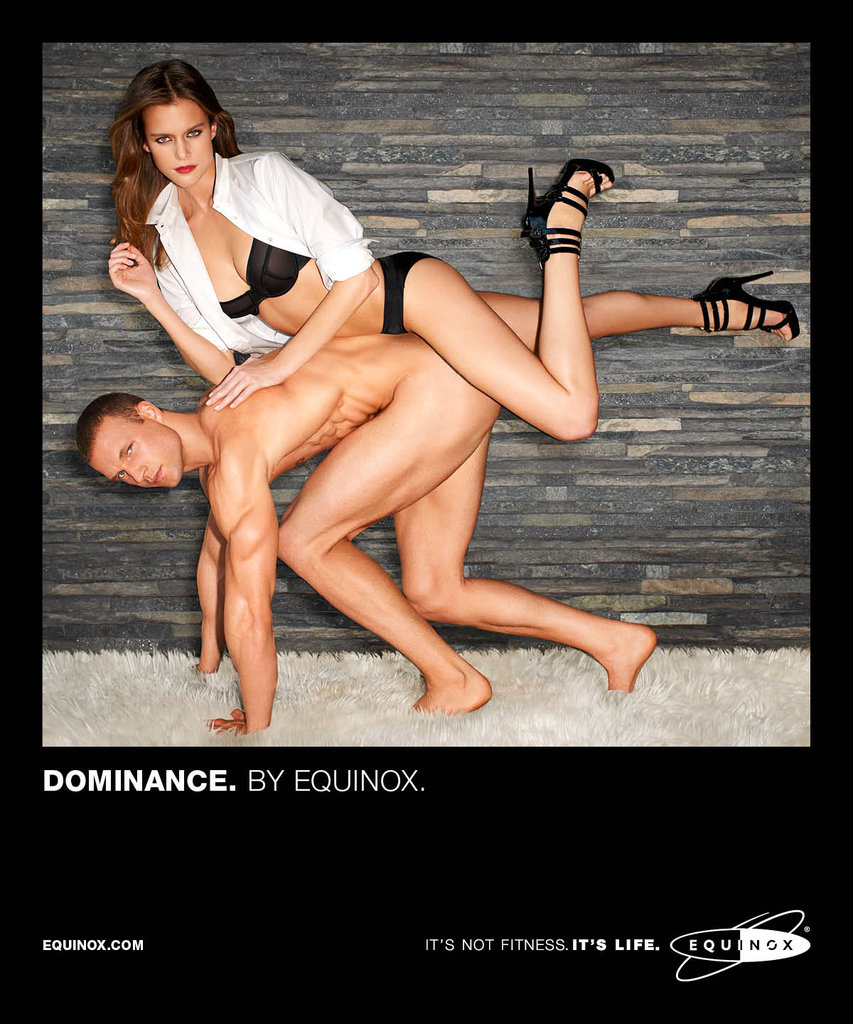 Terry Richardson's 2013 Equinox Ad Campaign: What Do You Think?
