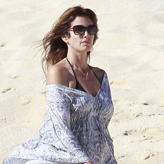 Cindy Crawford in a Bikini in Cabo | Pictures