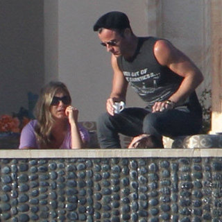 Jennifer Aniston and Justin Theroux in Cabo | Pictures