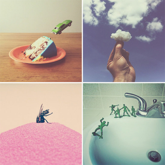 The Whimsical iPhoneography of Artist Brock Davis