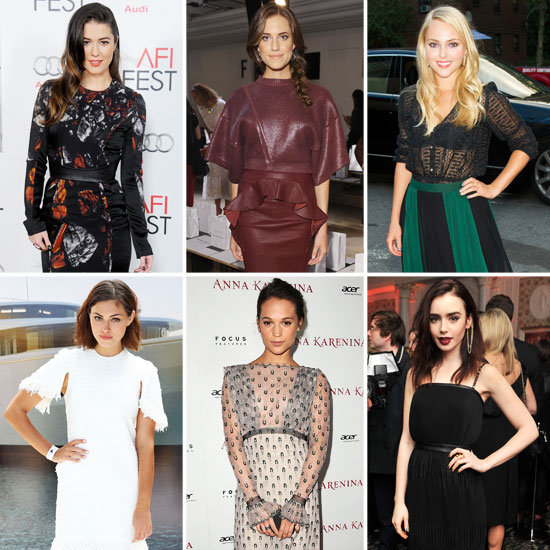 On the (Chic) Horizon: 6 Style Stars to Keep Tabs on in 2013