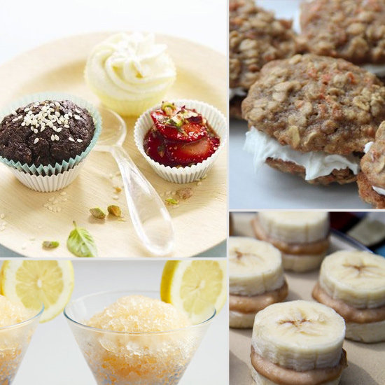 Lighten Up Dessert With 10 Kid-Friendly Recipes