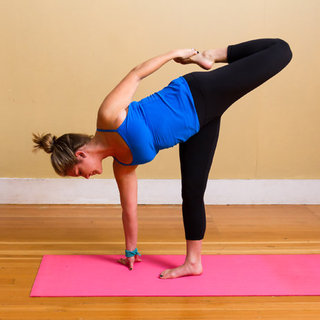 How to Do Sugarcane Yoga Pose