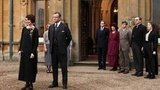 Formality will never go out of style at Downton Abbey.