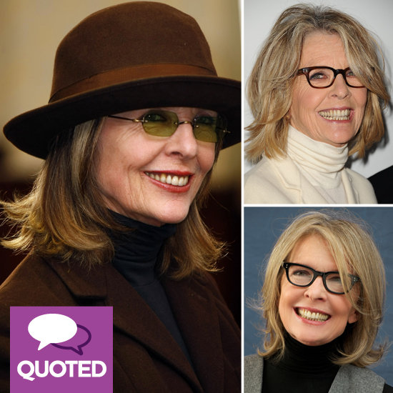 Diane Keaton on Fame, Romance, and Body Image