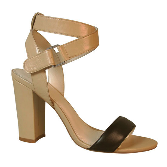 A Streamlined Sandal