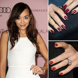 5 Ideas For Wearing the Red Nail Art Trend