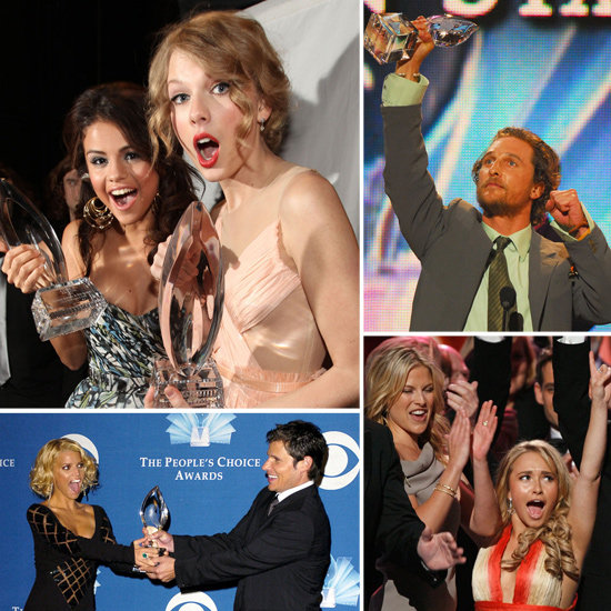 Look Back at Fun Highlights From the People's Choice Awards!