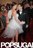 Miranda Kerr and Orlando Bloom stepped out together for the Met Gala in May 2011.