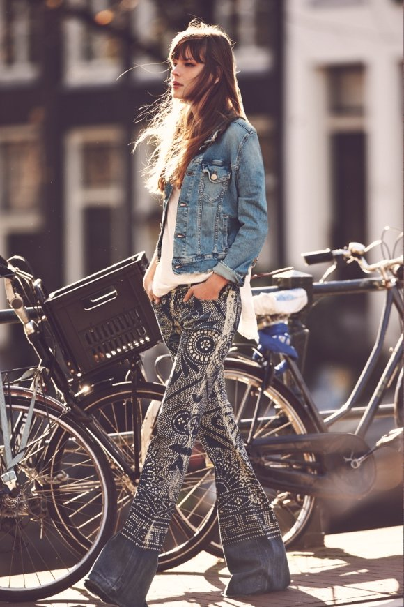 Free People's January Looks Bright and, as Always, Bohemian Cool