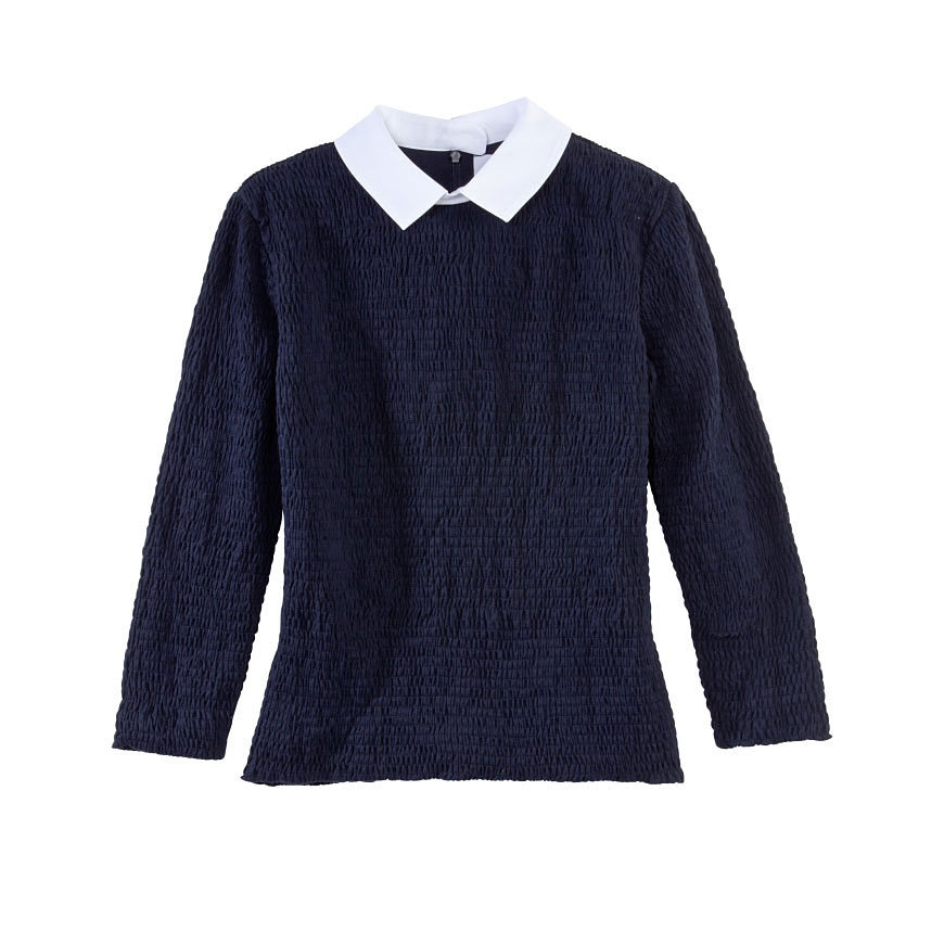 Carven Teams Up With Petit Bateau