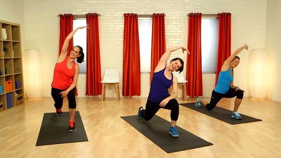 A 10-Minute Workout to Get the Blood Pumping!