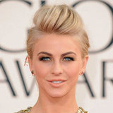 Julianne Hough | Golden Globes Hair 2013