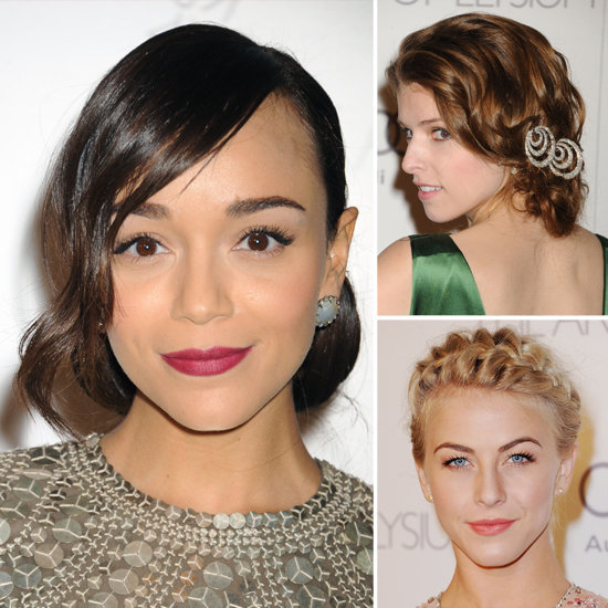 See the Hottest Golden Globes Preparty Beauty Looks