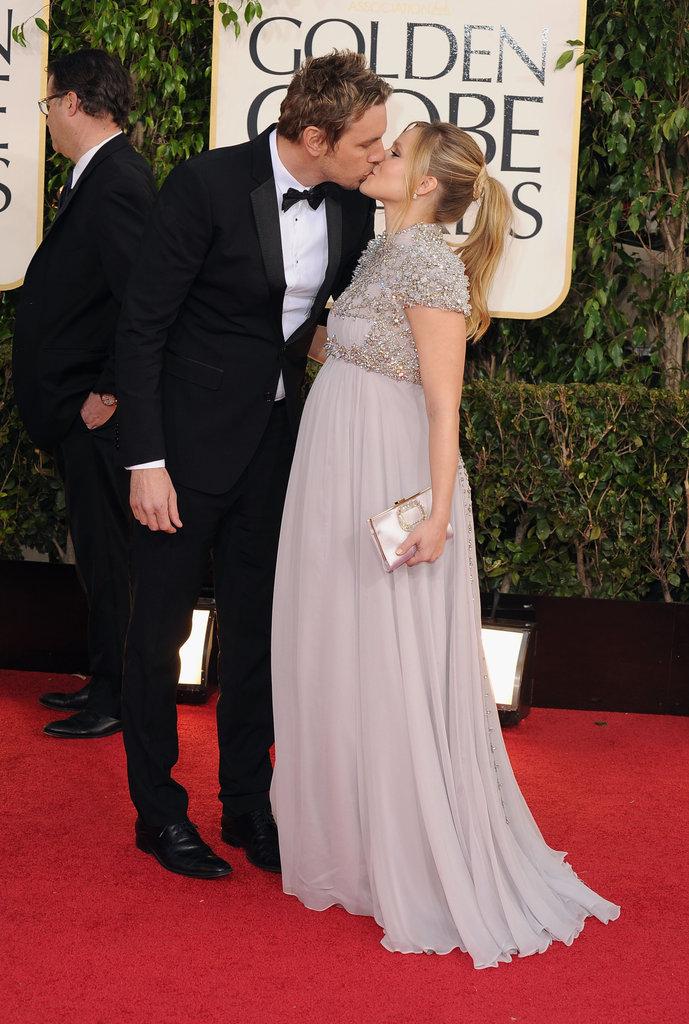 Dax Shepard and Kristen Bell