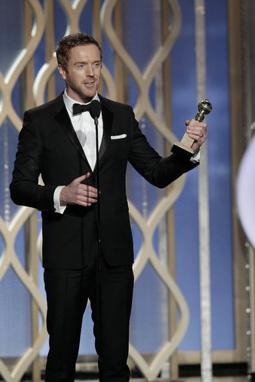 Damian Lewis Is a Mama's Boy