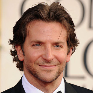 Bradley Cooper at the Golden Globes 2013 (Pictures)