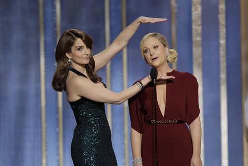 Amy Poehler and Tina Fey knocked their opening performance out of the park.