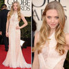 Amanda Seyfried | Golden Globes Red Carpet Fashion 2013