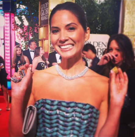 Get Close-Up With Olivia Munn
