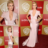 Julianne Hough | Golden Globes Party Fashion 2013