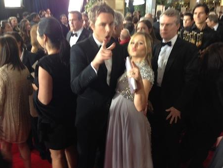 Expectant Parents Kristen Bell and Dax Shepard