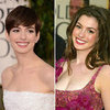 Celebrities at Golden Globes | Now and Then