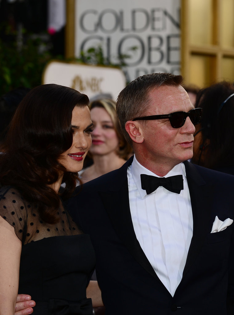 Daniel Craig and Rachel Weisz