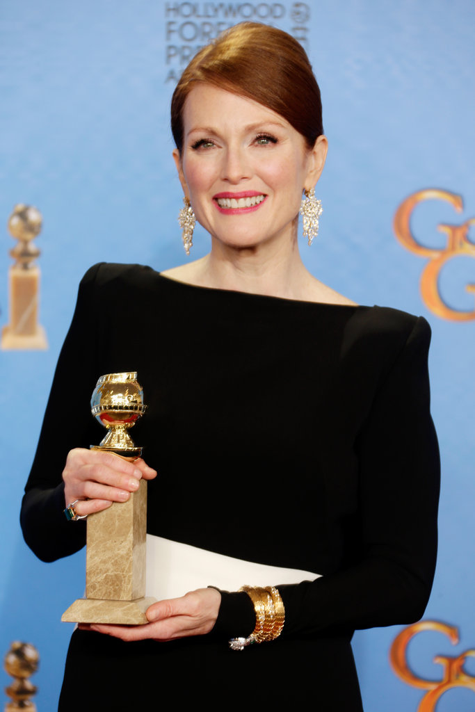 Now: Julianne Moore