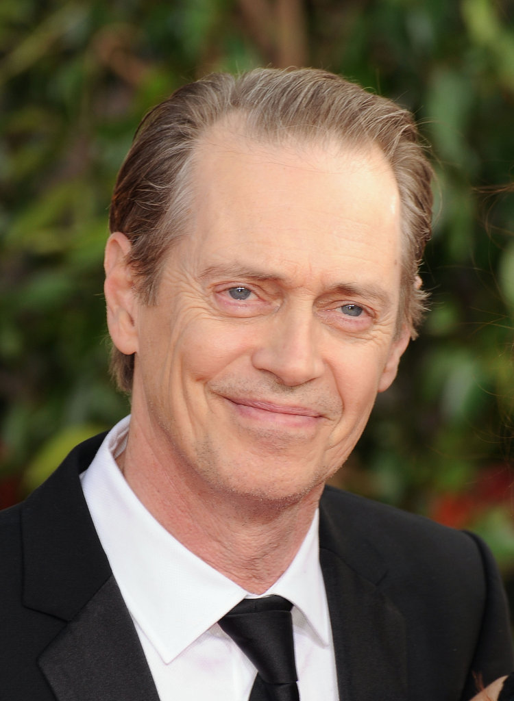 Now: Steve Buscemi