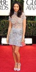 Thandie Newton(2013 Golden Globes Awards)