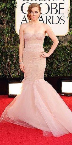 Amy Adams(2013 Golden Globes Awards)