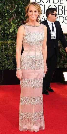 Helen Hunt(2013 Golden Globes Awards)