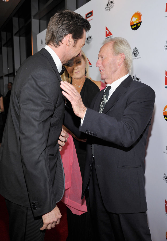 Hugh Jackman & Paul Hogan