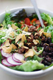 Brown-Bag Transformation: Taco Salad