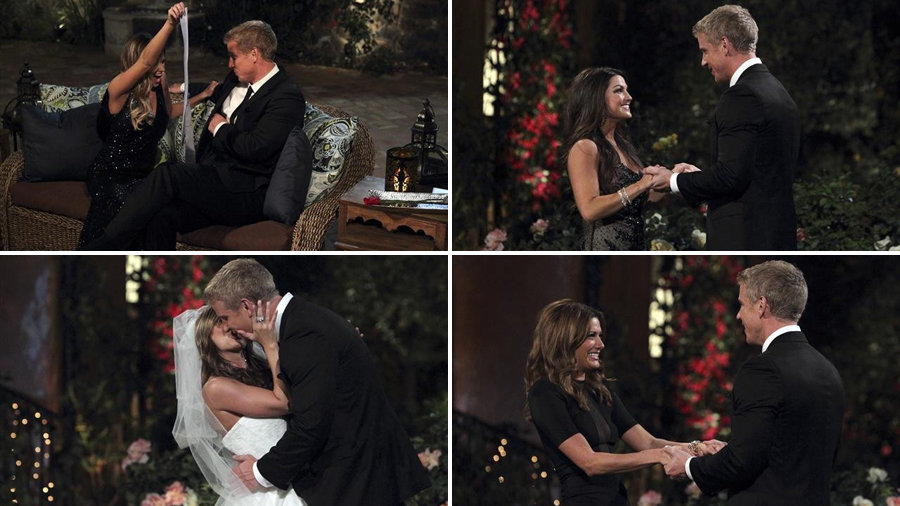 "Video: Bachelor Premiere Highlights — ""Fifty Shades of Drunk,"" Rogue Roses, and More!"