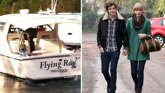 Video: Taylor and Harry Break Up — Look Back at the Way They Were