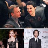 Daniel Craig Cheers On Rachel at the NY Film Critics Circle Awards