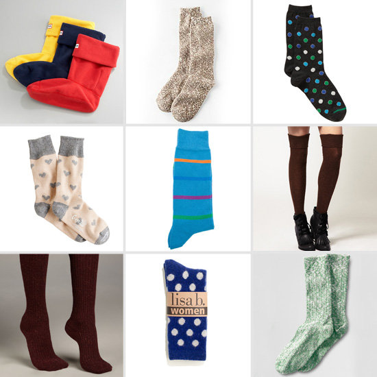 12 Pairs of Socks That'll Keep Your Feet Warm All Season Long