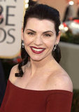 Then: Julianna Margulies