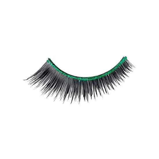 Prismatic Glitter False Lashes ($10)