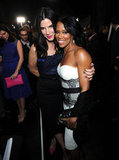 Sandra Bullock and Regina King