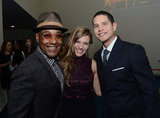 Giancarlo Esposito, Tracy Spiridakos, and JD Pardo