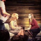 Whitney Cummings gossiped with Kathy Griffin on her show. Source: Instagram user therealwhitney