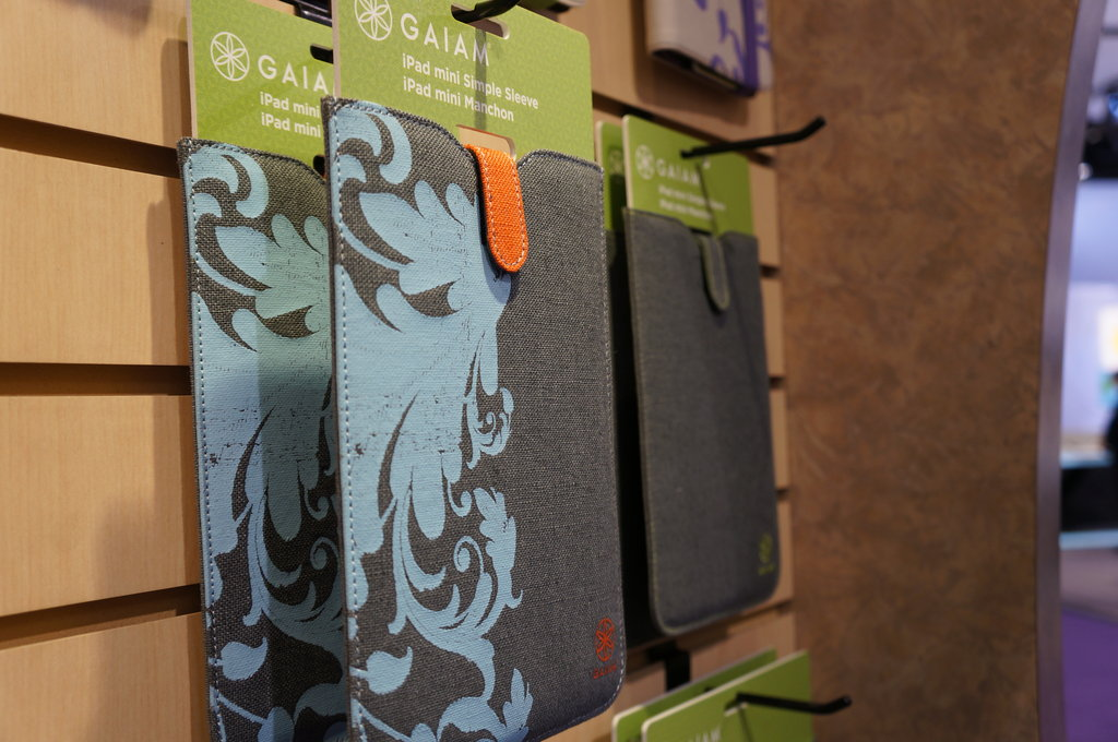 iPad mini cases by Gaiam.