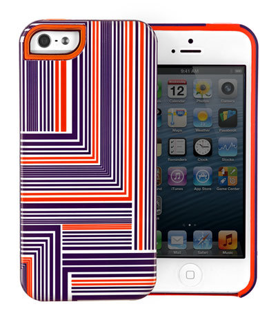 Trina Turk M-Edge iPhone 5 Case in Art Basel Linear