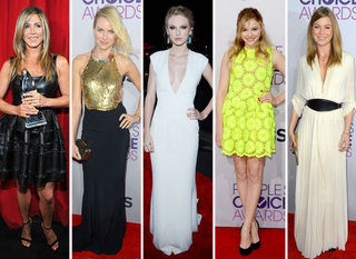 People's Choice Awards Best-Dressed Celebrities 2013